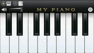 Gambar cover sun raha hai na tu piano tutorial