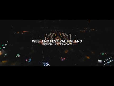 Weekend Festival Finland 2017 - Aftermovie Teaser