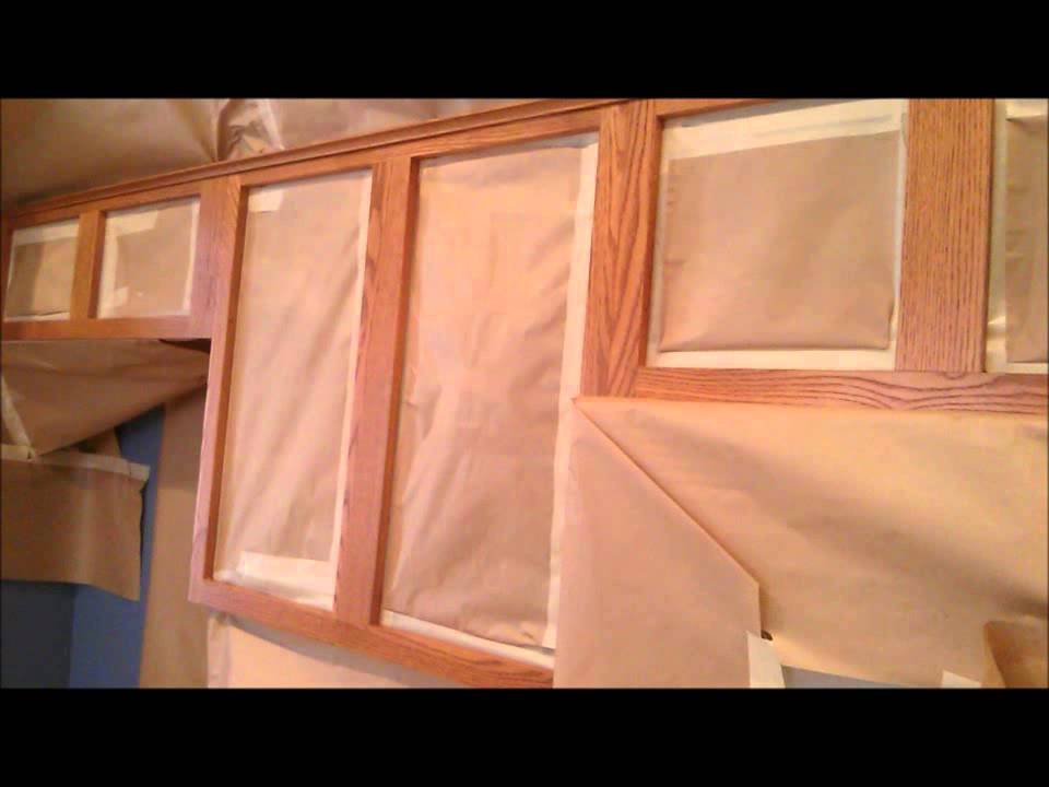 How To Refinish Cabinets   Shading Technique   See New Process 480 257 0770    YouTube
