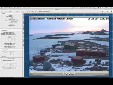 Antarctic Stations Examined