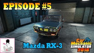 Car Mechanic Simulator 2018- Mazda RX-3 - Dodge Charger - Part 5