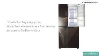 LG 679 litres GC-M237JGNN Refrigerator