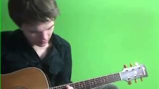 Уроки гитары Люмен Гореть Часть 1