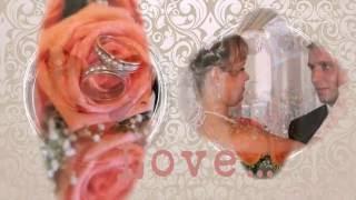 Чугунная свадьба 6 лет ПОЗДРАВЛЯЮ!!! (слайд-шоу подруге в годовщину свадьбу)