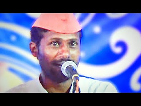 गौळण   Jugalbandi Kinhigondhadi bhajan Madal  with Sachin Raut and at Bhajan spardha Tiosa 2017