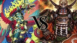 Geargia Karakuri Vs Fire Kings - Finals Yugioh Holiday Tournament (January 2014 Format)