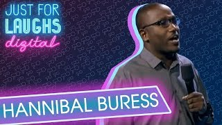 Hannibal Buress - Stand Up Comedy is a Weird Job