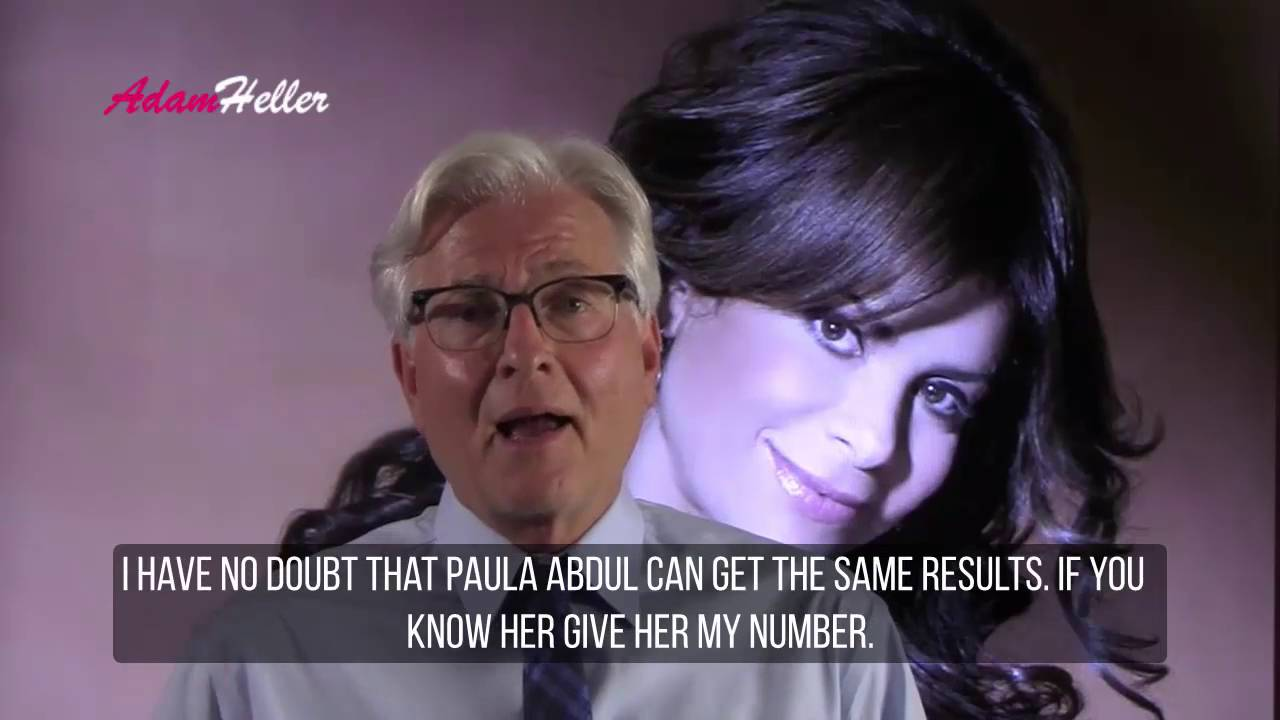 Paula Abdul's Plane Crash Pain