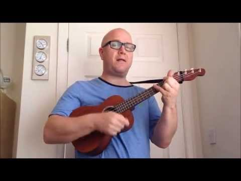 Oasis' 'Half the World Away' - Ukulele -  performed by Jez Quayle