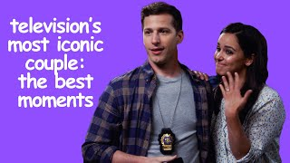 TOP 10 Jake and Amy Moments | Brooklyn Nine-Nine | Comedy Bites