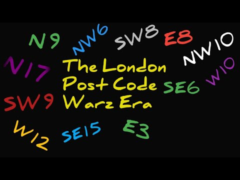 The London Post Code Wars : How I Got Into A Gang