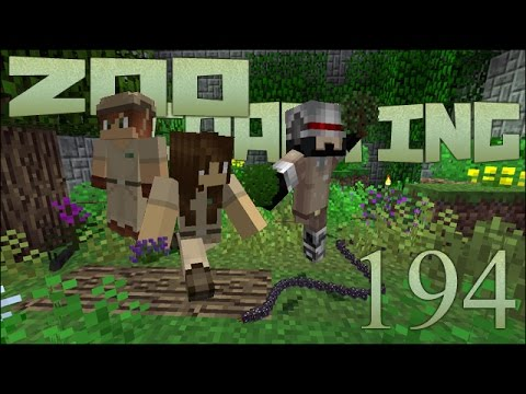 King Snakes and Reptile Keepers! 🐘 Zoo Crafting: Episode #194 [Zoocast]