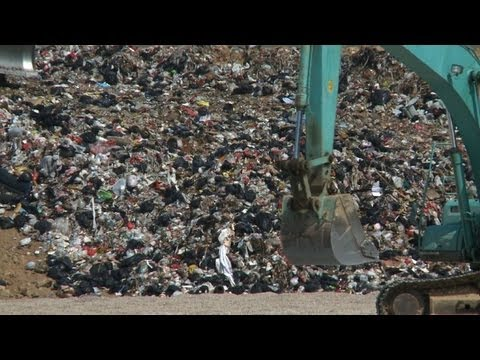 Hong Kong struggles to combat waste crisis