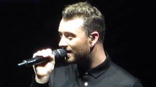 Sam Smith- Life Support- Tampa, FL. 7.21.15