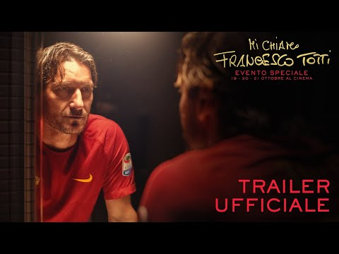 Mi Chiamo Francesco Totti (2020) | Trailer Ufficiale