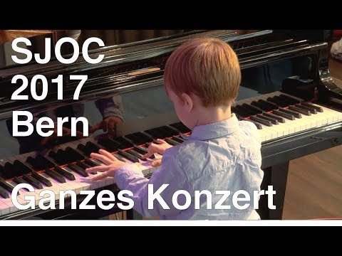 SJOC Bern, Schweiz - School Junior Original Concert 2017 (ganzes Konzert)