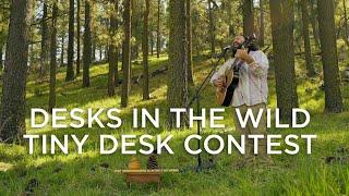 Tiny Desk Contest 2021: Desks In The Wild