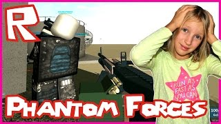 Phantom Forces / This Game is so HARD / Roblox