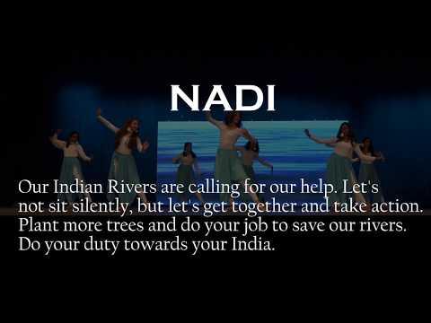 Rally for Rivers | NADI DANCE PRODUCTION | Anagha Sreenivas, Mani Sreenivas | Kaveri | Sri Sadhguru