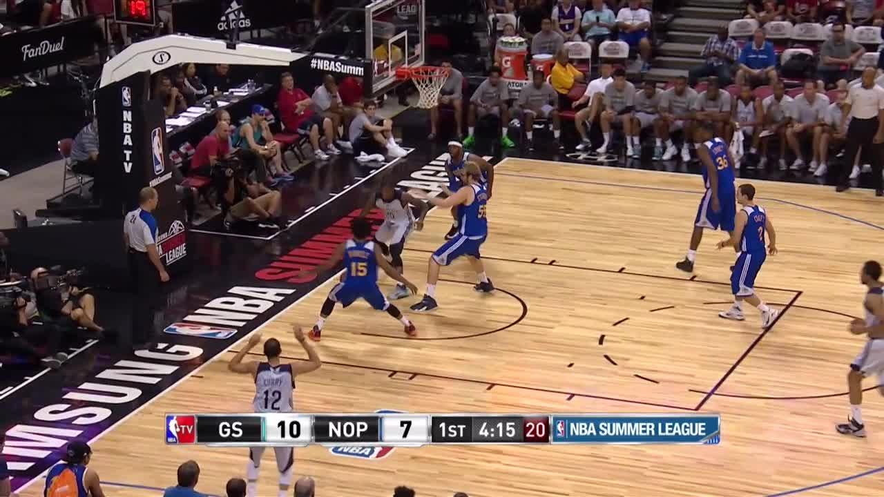 NBA Summer League: Six Players Turning Heads