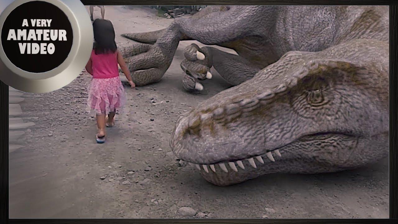 Sleeping T-Rex  A Very Amateur Video - Youtube-5819