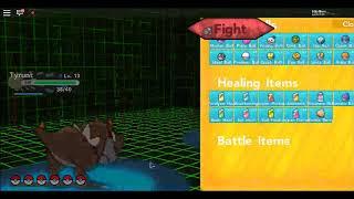 How to get porygon in roblox Pokemon Brick Bronze!