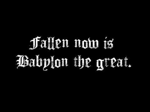 Avenged Sevenfold  Beast and the Harlot Lyrics HD