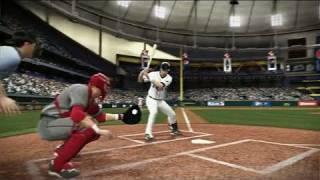 Major League Baseball 2K9 Xbox 360 Trailer - Hardball
