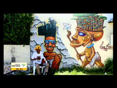The Maboneng Township Arts Experience turns homes in townships into galleries