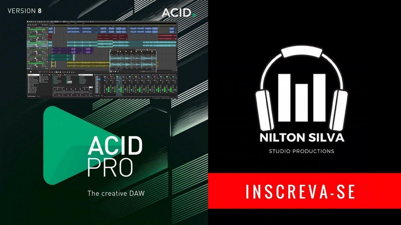 Acid pro 7 youtube.