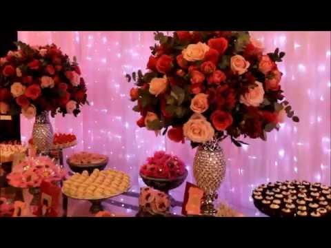 Sapeka Decorações e Cerimonial 15 Anos Princesa Vitoria