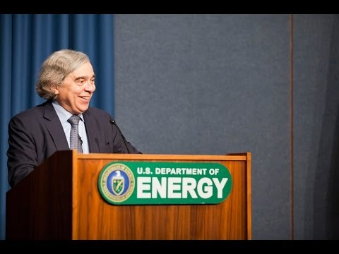 Department of Energy Town Hall with Secretary Moniz