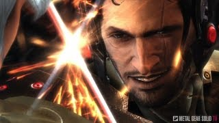 Metal Gear Rising: Revengeance - ID Left Hands - Manos Izquierdas ID