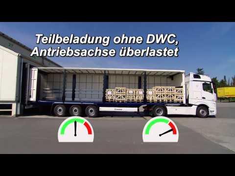 Krone trailer DWC system