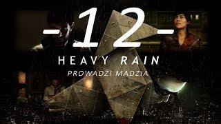 [PS4] Heavy Rain #12 - Rekin / Doktor / Szajba