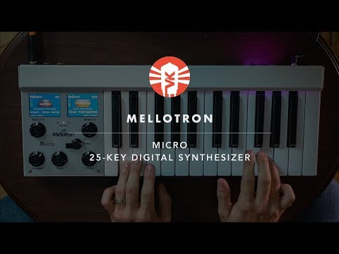 Mellotron Micro | Synthesizer | Vintage King