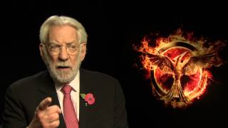 Donald Sutherland Tells You How To Start A Revolution