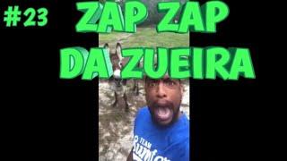 VIDEOS DO ZAP ZAP #23 - TENTE NÃO RIR - SETEMBRO/2019