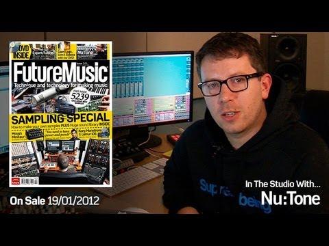 Nu:Tone In The Studio With Future  Magazine issue 249