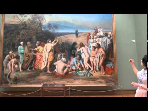 Present! - A Tour of the Tretyakov Gallery in Moscow, Russia