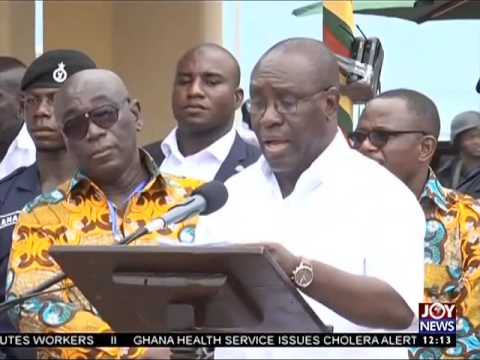 Workers in Ghana receive slave wages - Joy News Today (1-5-17)
