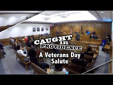Caught in Providence: A Veterans Day Salute