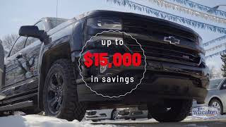 Truck Month | Don Wheaton Chevrolet Buick GMC Cadillac
