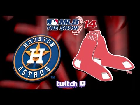 Astros Vs Red Sox - The Show Live (Livestream)