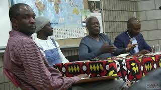 Embaixador angolano no Canadá Edgar Gaspar Martins Esclarece sobre o encerramento da embaixada