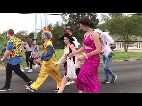 Homecoming Parade East Ascension High School Gonzales Louisiana