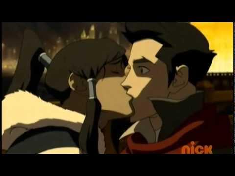 asami and korra dating