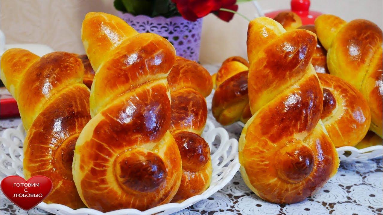 Нежные и вкусные булочки |ПАСХАЛЬНЫЕ КРОЛИКИ| маковая начинка| НОВЫЙ РЕЦЕПТ |выпечка рецепты| buns