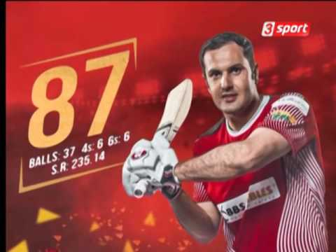 Mohammad Nabi Afghan Cricket player man of the match in BPL Bangladesh Premier league 2016