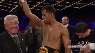 Fight highlights: Alberto Machado vs. Yuandale Evans (HBO World Championship Boxing)